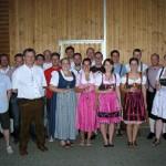 DiggeAuftritt in Runkel - Bayrischer Abend